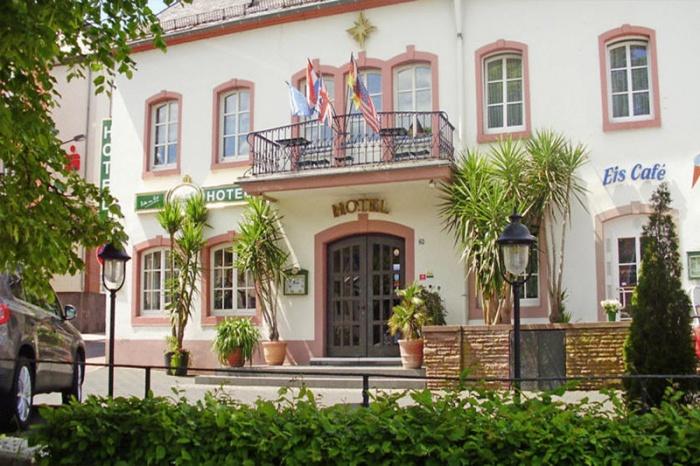 Fahrradfahrerfreundliches Hotel Zum Goldenen Stern in Prüm