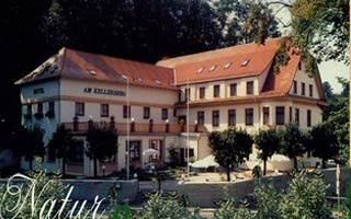 Fahrradfahrerfreundliches Hotel am Kellerberg in Trockenborn-Wolfersdorf
