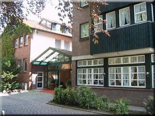 Fahrradfahrerfreundliches Hotel am Schloss in Ahrensburg