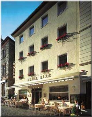 Motorrad Hotel Binz in Bernkastel-Kues an der Mosel