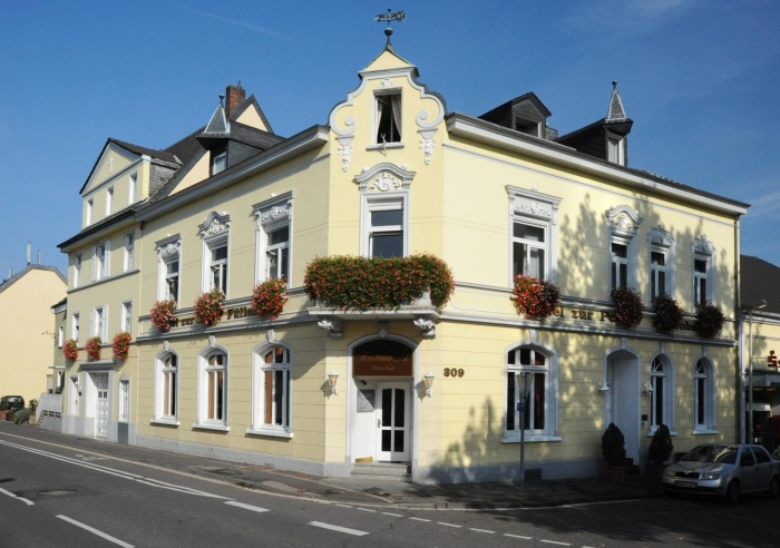 Motorrad Hotel-Restaurant zur Post in Bonn