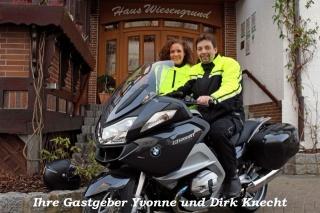 Fahrradfahrerfreundliches Haus Wiesengrund in Hallenberg - Braunshausen