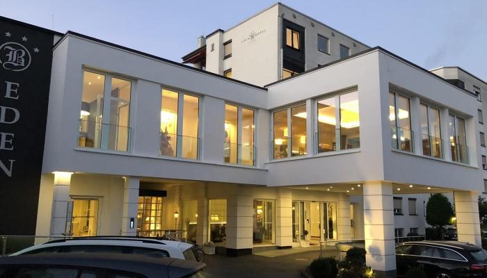 Motorrad Eden Hotel Göttingen in Göttingen