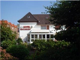 Fahrradfahrerfreundliches Hotel Krasemann in Isselburg - Werth