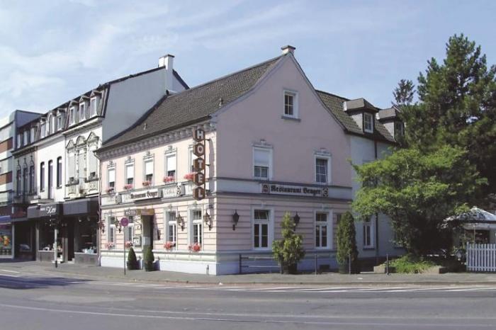 Fahrradfahrerfreundliches  Hotel - Restaurant BENGER in Krefeld