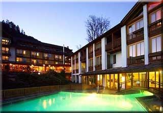 Motorrad Hotel Urbani Ossiacher See in Bodensdorf