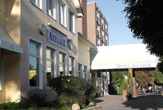 Fahrradfahrerfreundliches Hotel Bavaria in Oldenburg