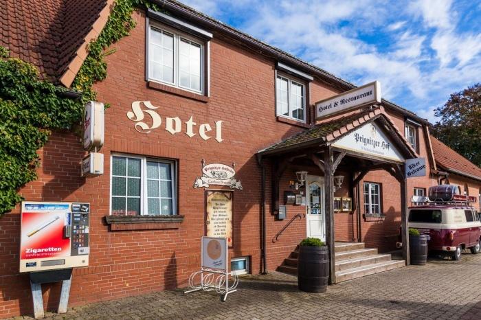 Fahrradfahrerfreundliches Landhotel & Brauhaus Prignitzer Hof in Pritzwalk OT Buchholz