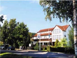 Motorrad Hotel Restaurant Cafe Haus am Weiher in Sinzig-Bad Bodendorf