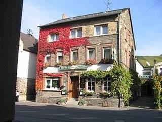 Fahrradfahrerfreundliches Hotel Loosen in Enkirch / Mittelmosel