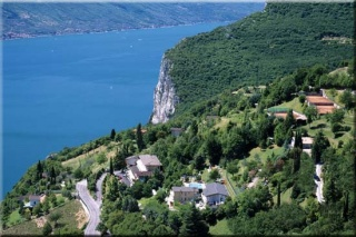Fahrradfahrerfreundliches Village Hotel Lucia in Arias di Tremosine (Brescia)