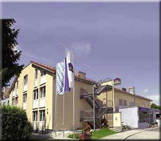Fahrradfahrerfreundliches Best Western Hotel München-Airport in Erding