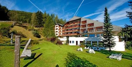 Fahrradfahrerfreundliches Hotel St. Oswald in Bad Kleinkirchheim