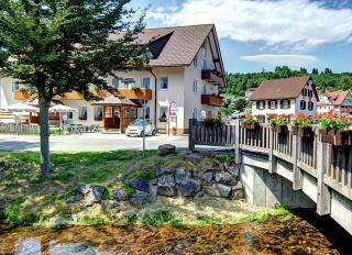 Fahrradfahrerfreundliches Hotel- Restaurant Schwörer in Lenzkirch / Hochschwarzwald