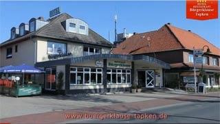 Fahrradfahrerfreundliches Hotel-  Restaurant Bürgerklause Tapken in Garrel