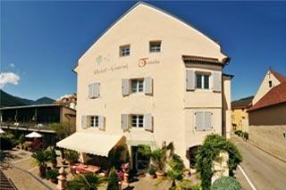 Fahrradfahrerfreundliches HOTEL TRAUBE  in Brixen