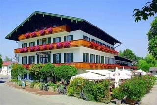 Fahrradfahrerfreundliches Gasthof Hotel Unterwirt in Eggstätt