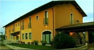 Motorrad Hotel Agli Ulivi in Valeggio sul Mincio am Gardasee