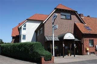 Fahrradfahrerfreundliches Hotel Am Feldmarksee in Sassenberg