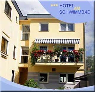 Fahrradfahrerfreundliches Airport-Hotel am Schwimmbad in Hattersheim