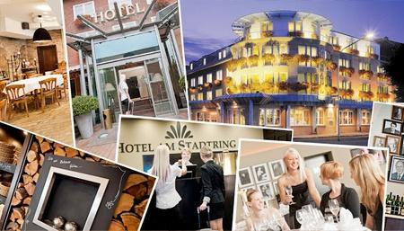 Fahrradfahrerfreundliches Hotel Am Stadtring in Nordhorn