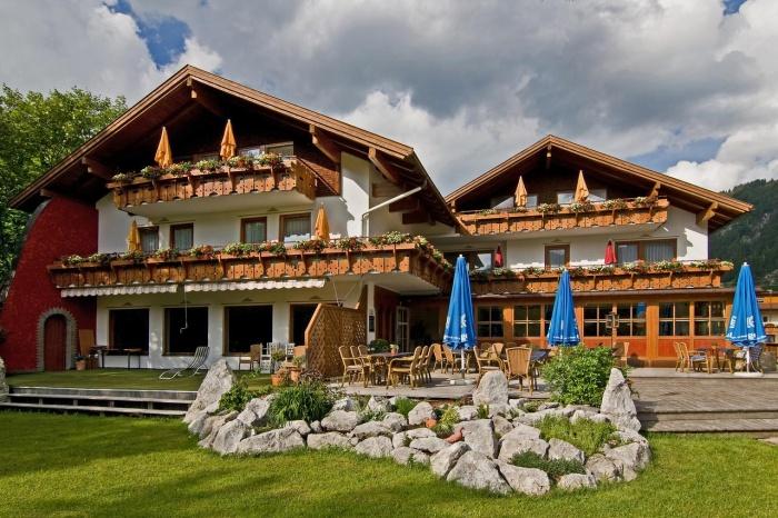 Motorrad Hotel Anneliese in Bad Hindelang / Unterjoch