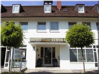 Fahrradfahrerfreundliches Hotel Aurora in München