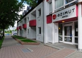 Motorrad AZIMUT Hotel Erding in Erding / Aufhausen