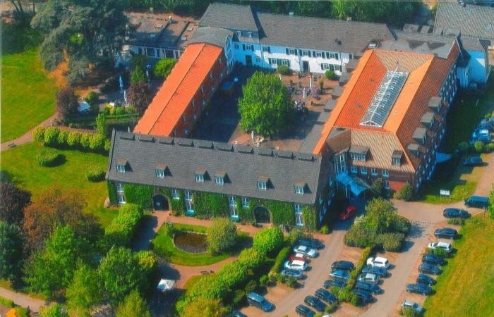 Fahrradfahrerfreundliches Hotel Clostermanns Hof in Niederkassel