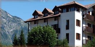 Fahrradfahrerfreundliches Residence Hotel Eden-Family & Wellness Resort in Andalo (TN)