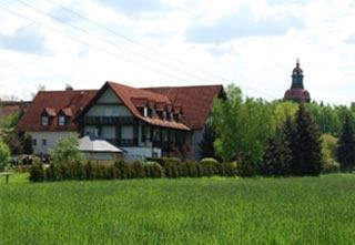 Fahrradfahrerfreundliches Hotel Eisenberger Hof in Moritzburg