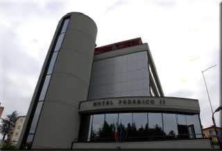 Fahrradfahrerfreundliches Hotel Federico II in L Aquila