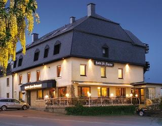Fahrradfahrerfreundliches Hotel St Fiacre in Bourscheid