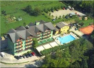Fahrradfahrerfreundliches Hotel Florida in Levico Terme