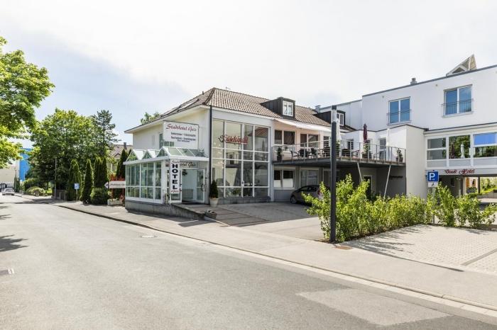 Fahrradfahrerfreundliches Stadthotel Geis in Bad Neustadt (Saale)
