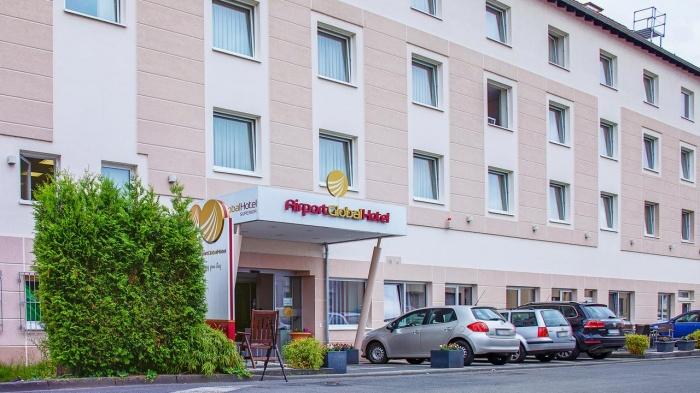 Motorrad Airport Hotel Global in Mörfelden-Walldorf