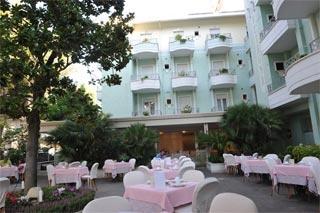 Fahrradfahrerfreundliches Hotel Gran Bretagna in Riccione (RN)