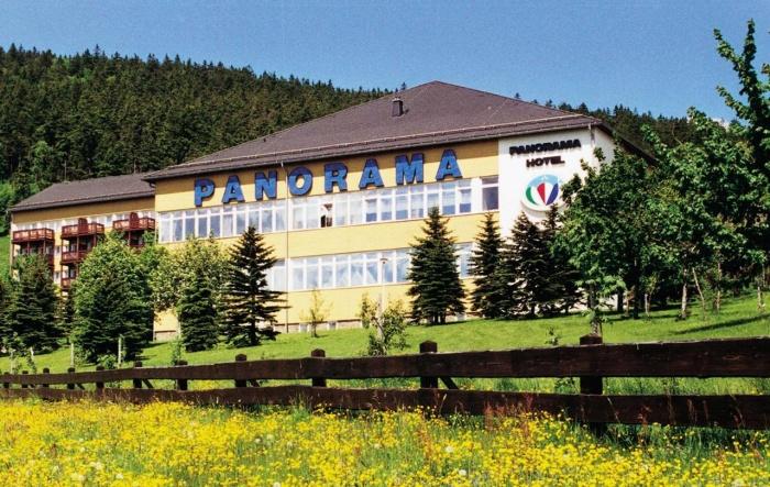 Fahrradfahrerfreundliches Panorama HotelOberwiesenthal in Oberwiesenthal