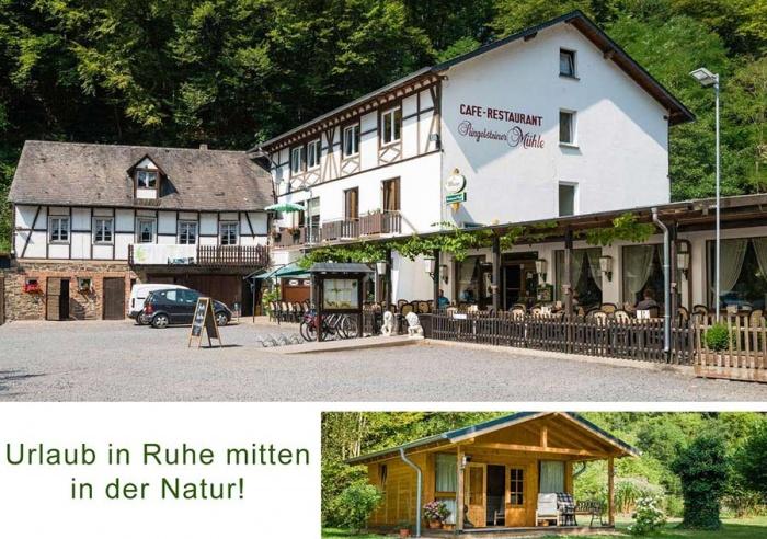 Fahrradfahrerfreundliches Landhotel Ringelsteiner Mühle in Moselkern