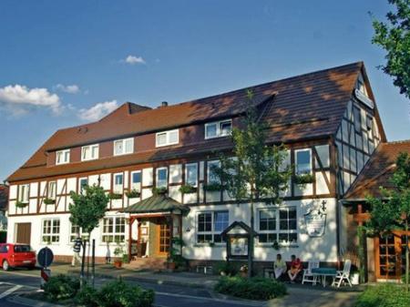 Fahrradfahrerfreundliches Gasthaus Johanning  in Uslar-Eschershausen im Naturpark Solling-Vogler