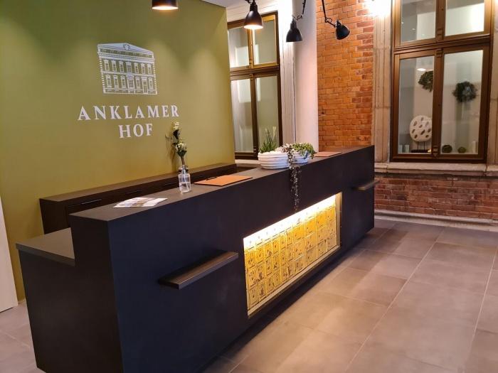 Motorrad Hotel Anklamer Hof in Anklam
