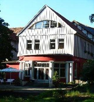 Fahrradfahrerfreundliches Hotel Kapelle Bad Liebenstein in Bad Liebenstein