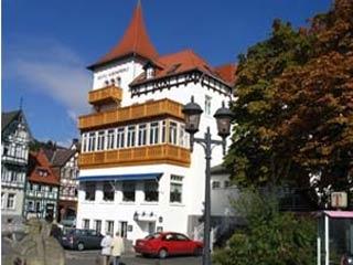 Motorrad Hotel Kronprinz in Salzdetfurth