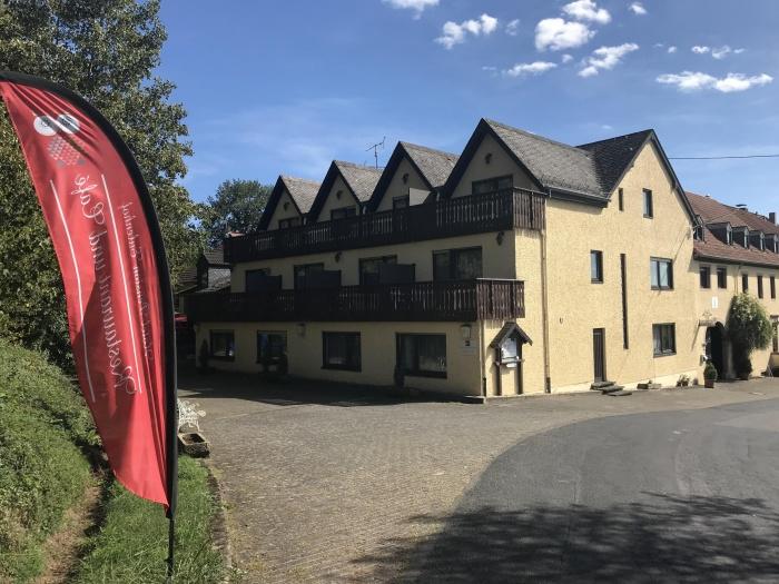 Motorrad Hotel Pension Eulenhof in Gransdorf