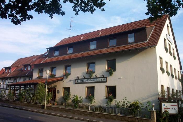 Motorrad Hotel Beckmann in Göttingen