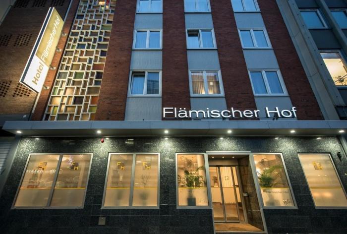 Fahrradfahrerfreundliches Hotel Flämischer Hof in Kiel