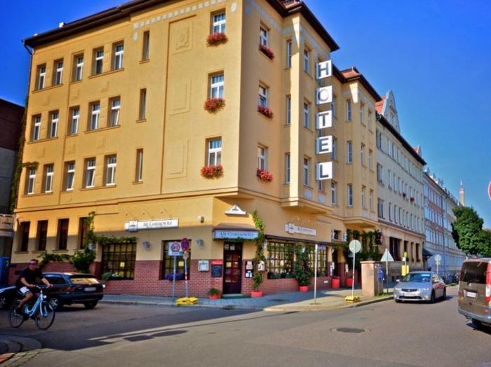 Fahrradfahrerfreundliches Hotel Alt Connewitz in Leipzig