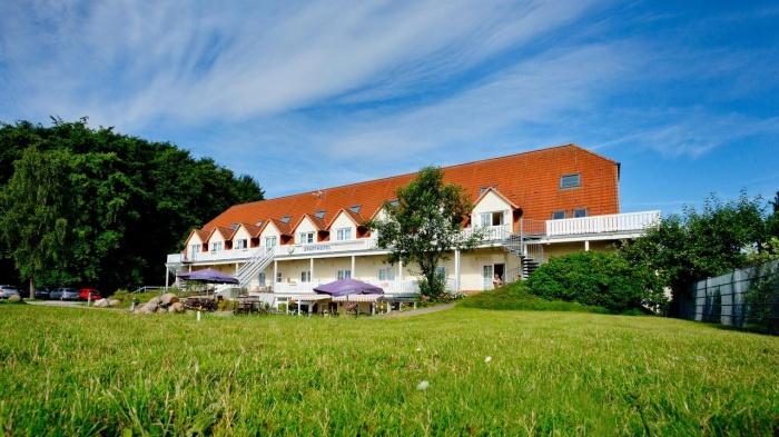 Fahrradfahrerfreundliches Aparthotel Königslinie in Sassnitz