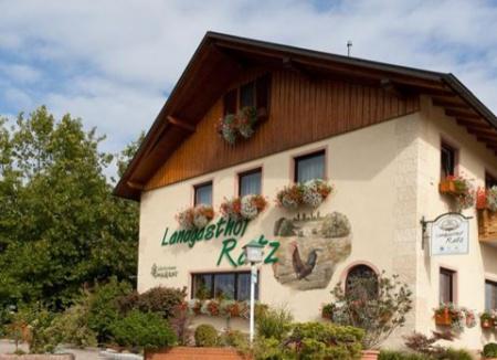 Fahrradfahrerfreundliches Hotel Landgasthof Ratz in Rheinau - Helmlingen
