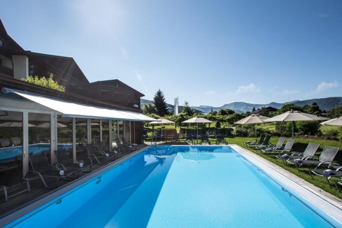 Fahrradfahrerfreundliches Lindner Parkhotel & Spa Oberstaufen in Oberstaufen